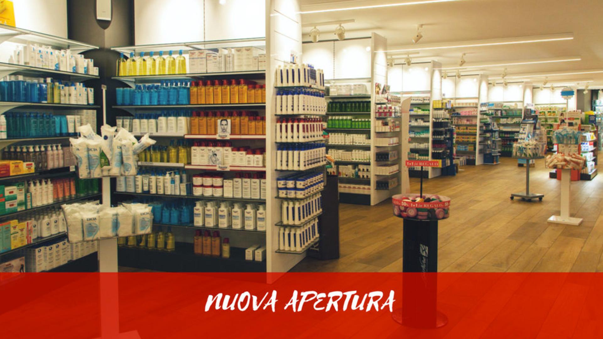 Farmacia Colli Aniene: Nuova apertura!